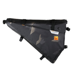 XTOURING Full Frame Bag DRY M / L Cyber-Camo Diamond Black