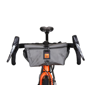XTOURING Add-on handlebar pack DRY