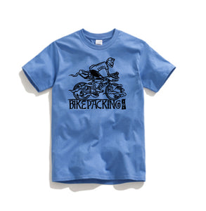 Bikepacking 101 Group T-shirts!