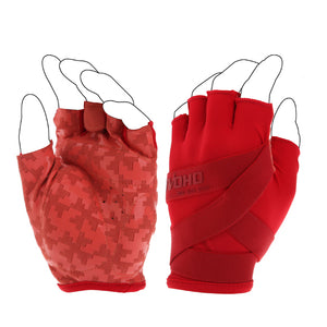 NINJA NINJA Deluxe Short Finger Cycling Gloves