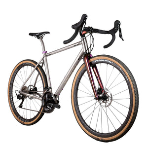 Double Ace Titanium All Road Bike / GRX / Complete Bike