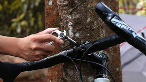 WOKit™2.0 BIKEPACKING KIT Carabiner multi-tool
