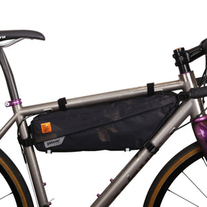 XTOURING Frame Bag Cyber-Camo Diamond Black 3 Sizes