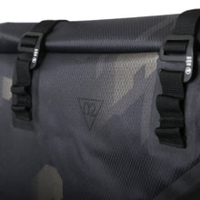 Load image into Gallery viewer, XTOURING Full Frame Bag DRY M / L Cyber-Camo Diamond Black