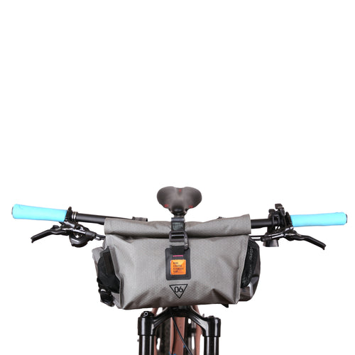 XTOURING Handlebar Harness Black Camo + DRY Bag + Add-on pack DRY Iron Grey Bundle