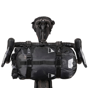 XTOURING DRY Bag 7L / 15L Cyber-Camo Diamond Black