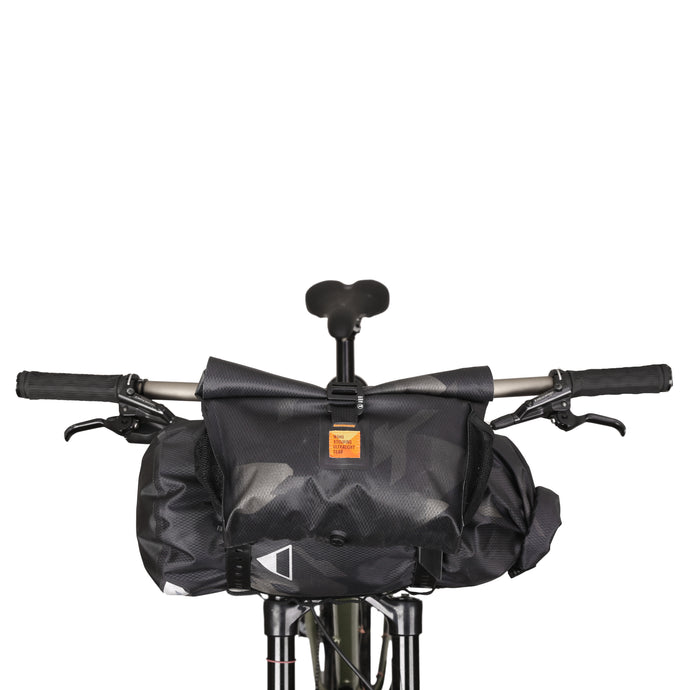XTOURING Handlebar Harness + DRY Bag + Add-on pack DRY Bundle cyber-camo Diamond black