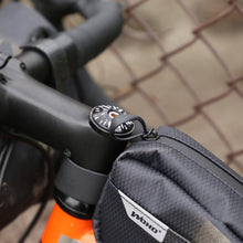 Load image into Gallery viewer, XTOURING Top Tube Bag cyber-camo Diamond black