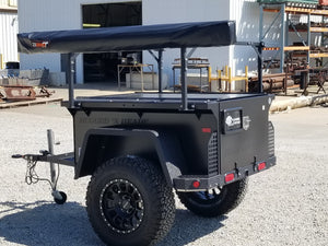 "Rugged 'N Ready 60"" High Country Trailer"
