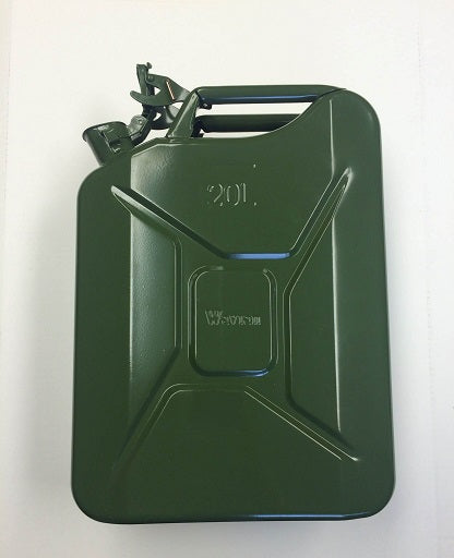 20L (5gal) OD Green Nato Jerry Can