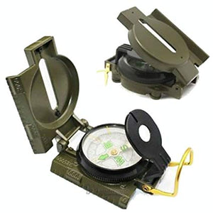 Army Style Compass