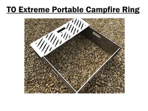 TO Extreme Portable Campfire Ring
