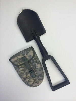 Gerber camping shovel/Entrenching tool, with Case