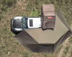 23ZERO PEREGRINE 270 US DRIVERS SIDE AWNING
