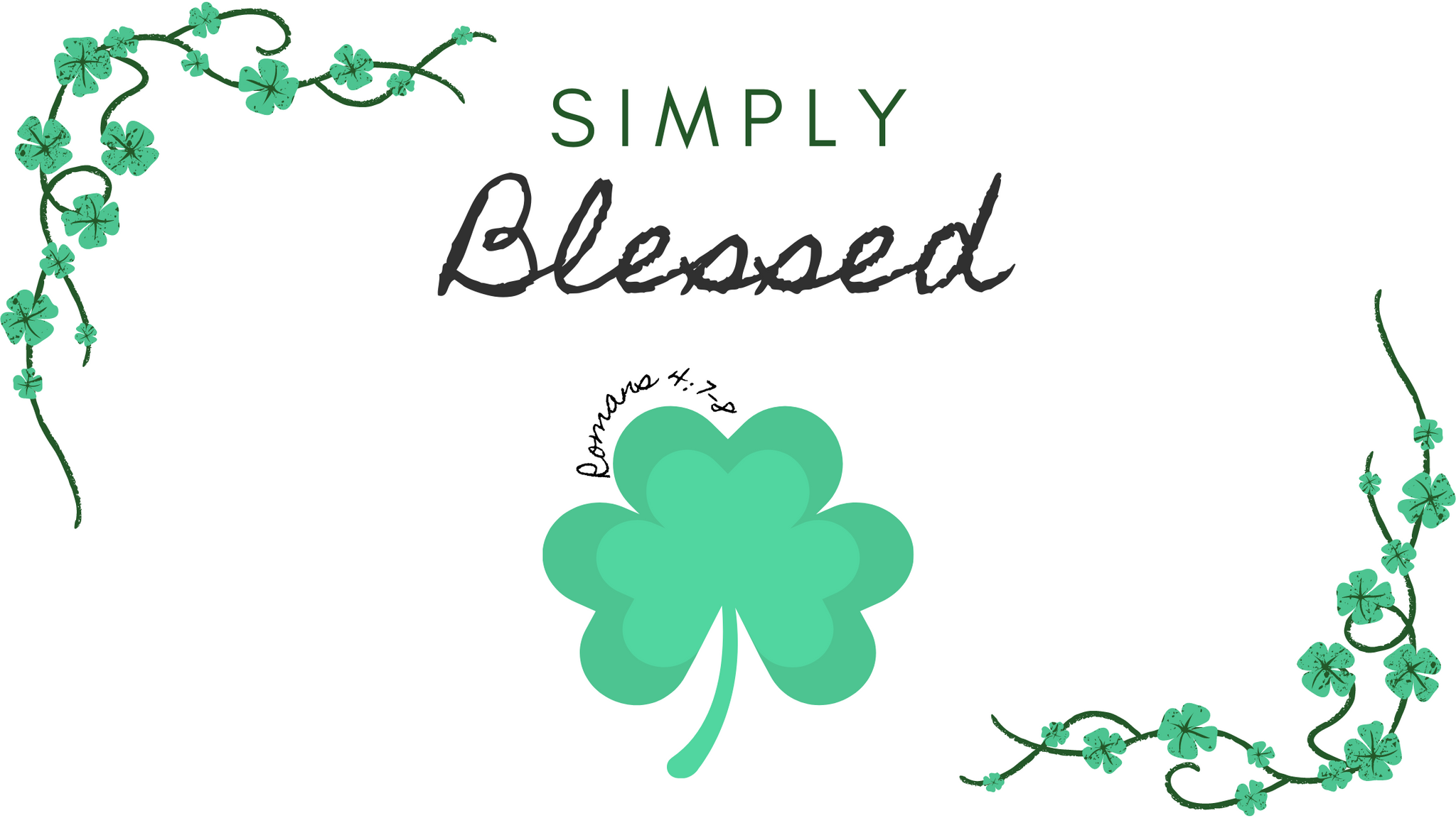 Simply Blessed - 5 Fun Ideas for St. Patrick's Day