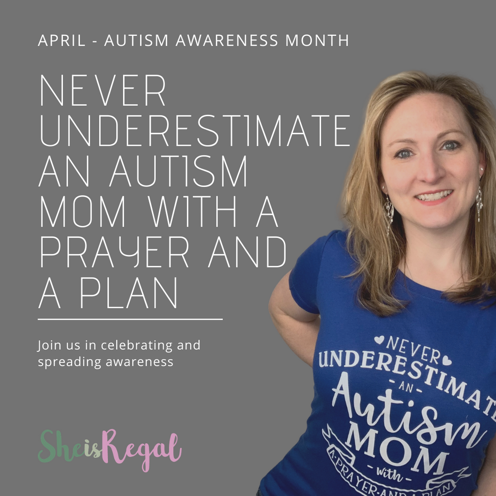 April - Autism Awareness Month