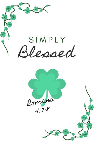Simply Blessed Blog Graphic