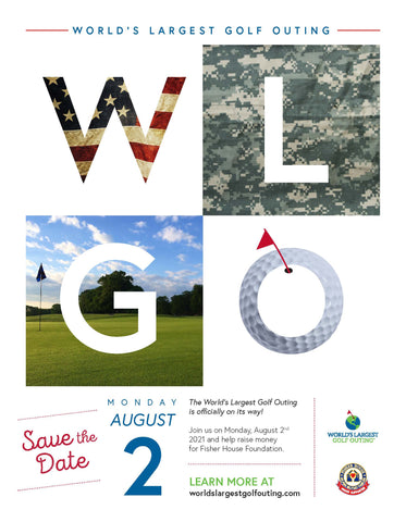 World Largest Golf Outing August 2nd - SheisRegal