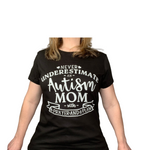 Autism Mom Short Sleeve Shirt (Limited Time ONLY)