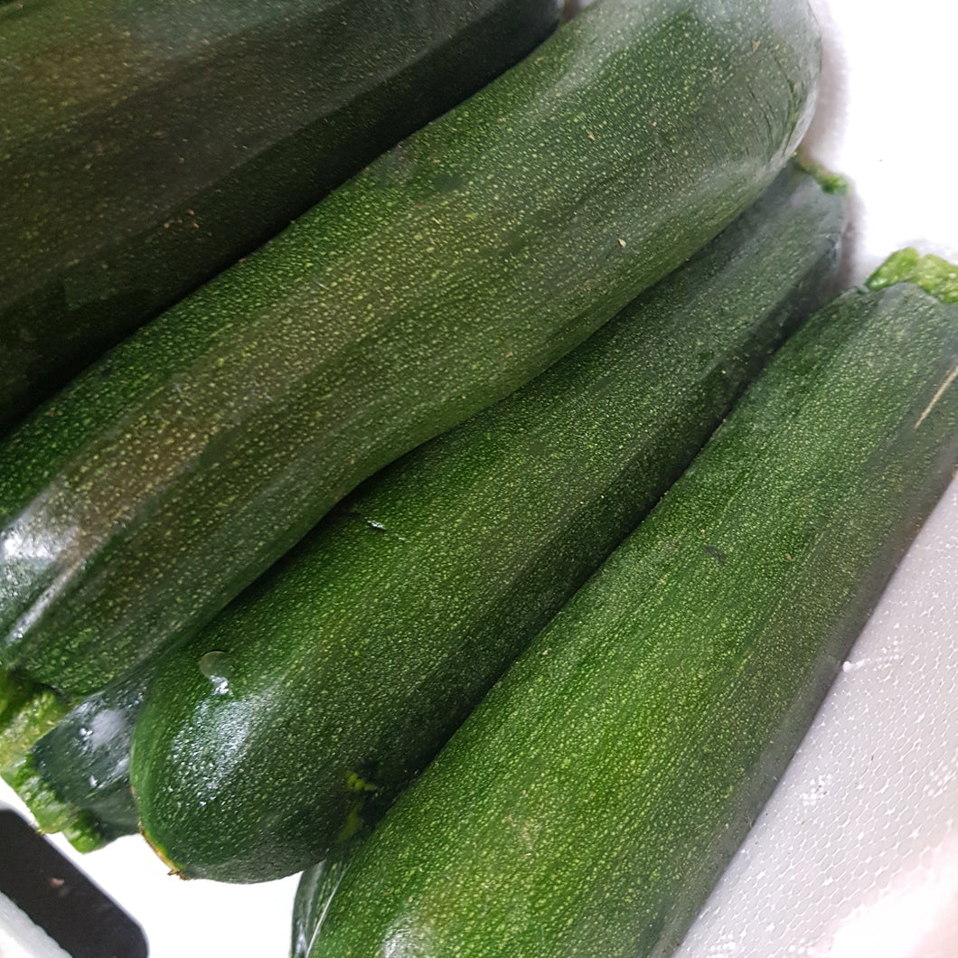 Zucchini by the piece