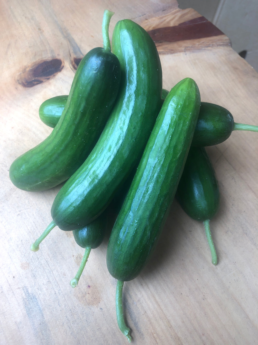 Lebanese cucumber by the piece