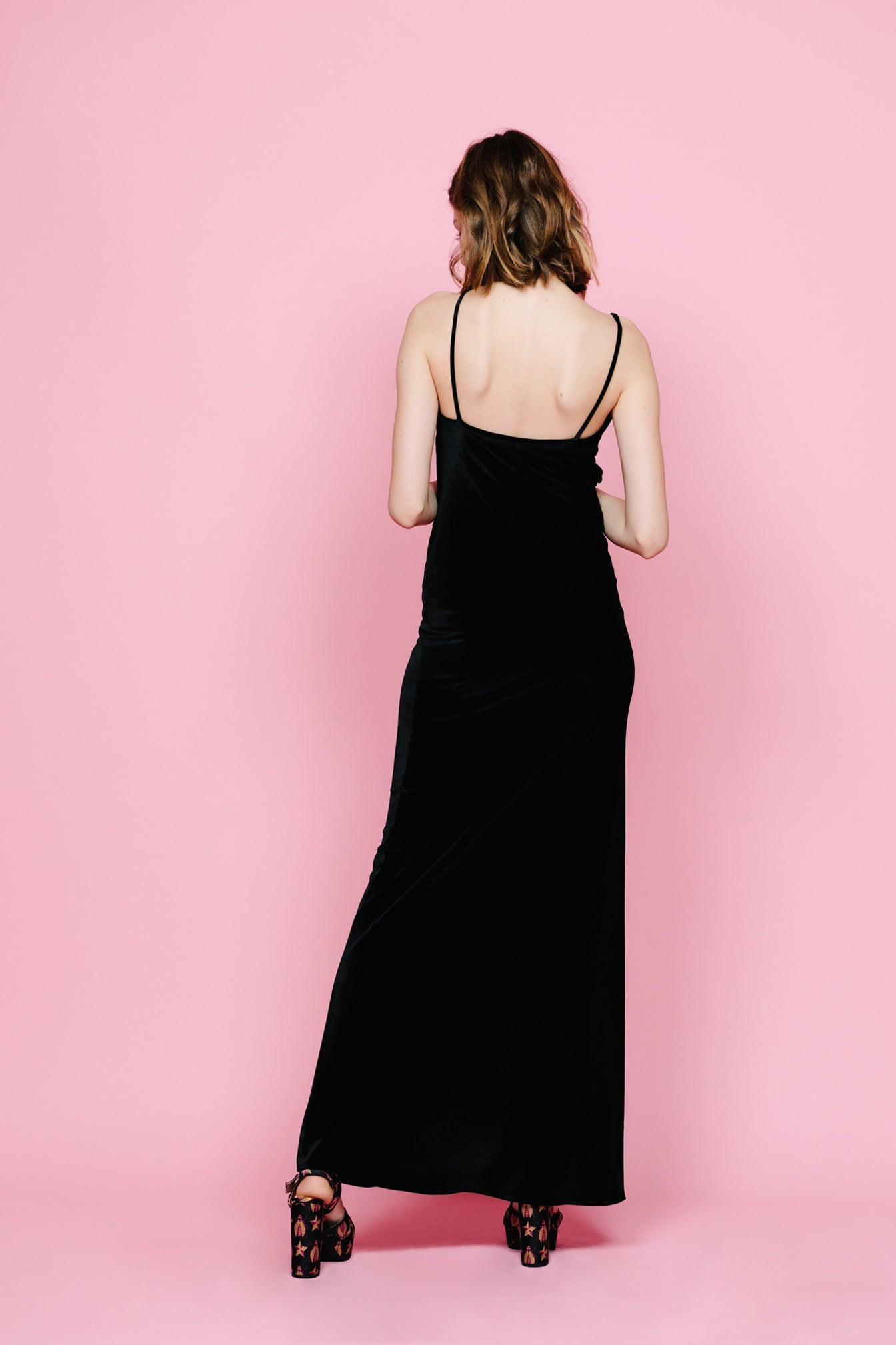 The Kate Dress - Velvet