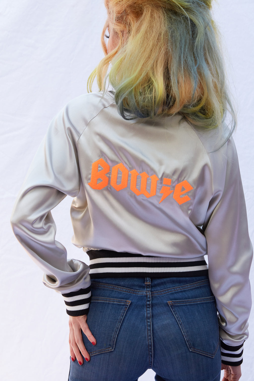 The Bowie Bomber