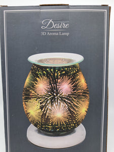 Starburst Touch Sensitive Aroma Lamp