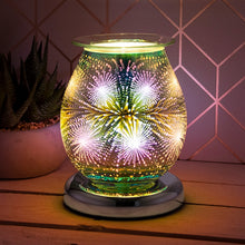 Load image into Gallery viewer, Starburst Touch Sensitive Aroma Lamp