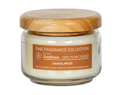 NEW!! Sandalwood Pop Jar 350cl