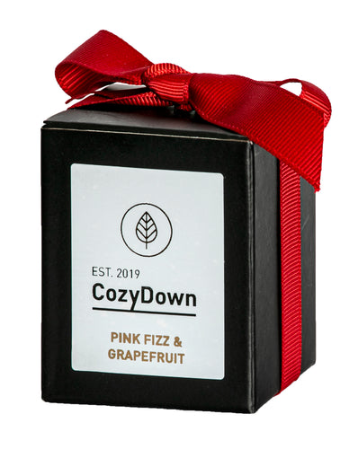 NEW!  Pink Fizz & Grapefruit Votive