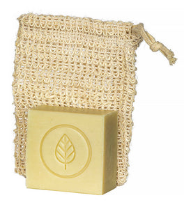 NEW!! Exfoliating Hemp Bag for Soap