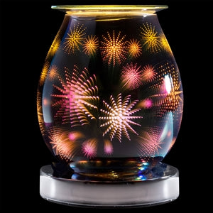 Stars Touch Sensitive Aroma Lamp