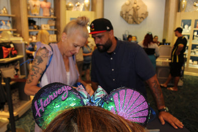 Harveys x Disney's Little Mermaid Disneyland Event Recap!