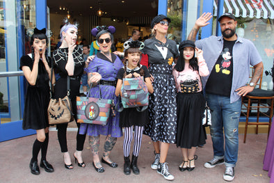 Harveys x The Nightmare Before Christmas Downtown Disneyland Event Recap!