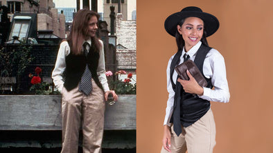Style Inspiration: Menswear and Annie Hall