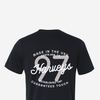 Harveys Crew 2020 Tee / Vintage Black