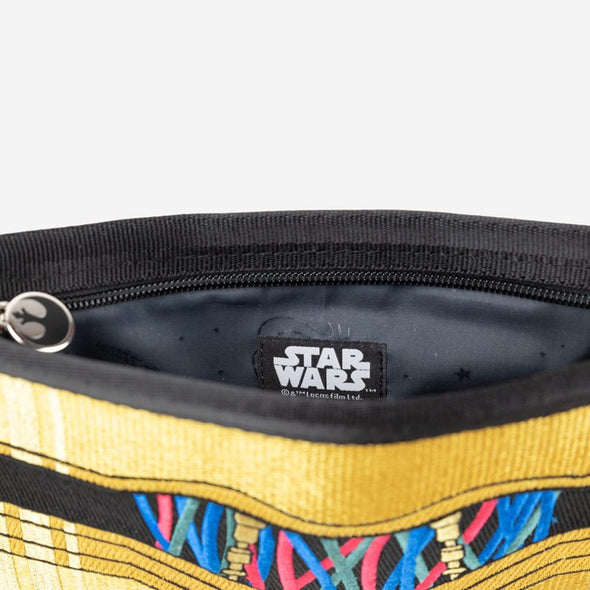 Hip Pack C3PO Interior