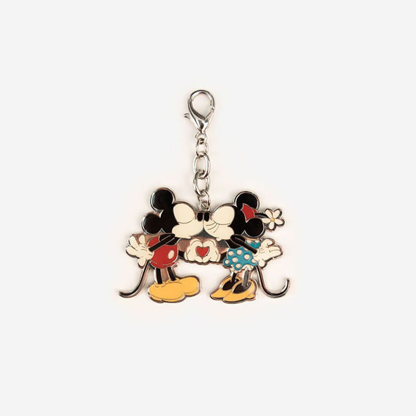 Disney Key Charm / Mickey Loves Minnie