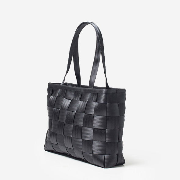 Executive Tote Black Side