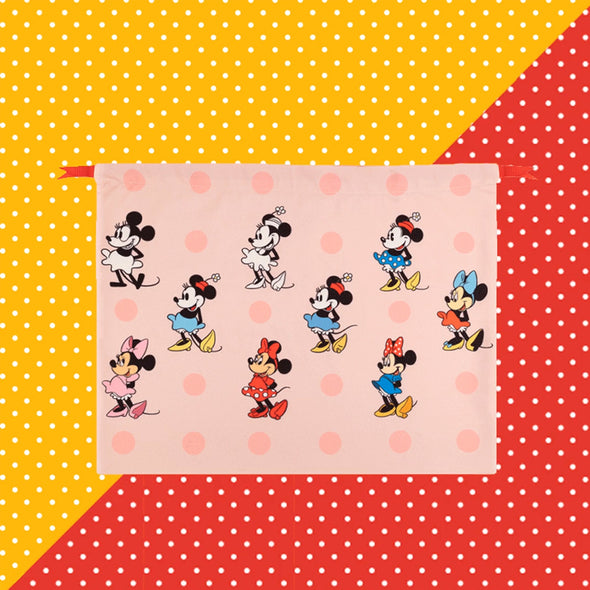 Dustbag Disney Minnie Lots of Dots Lifestyle