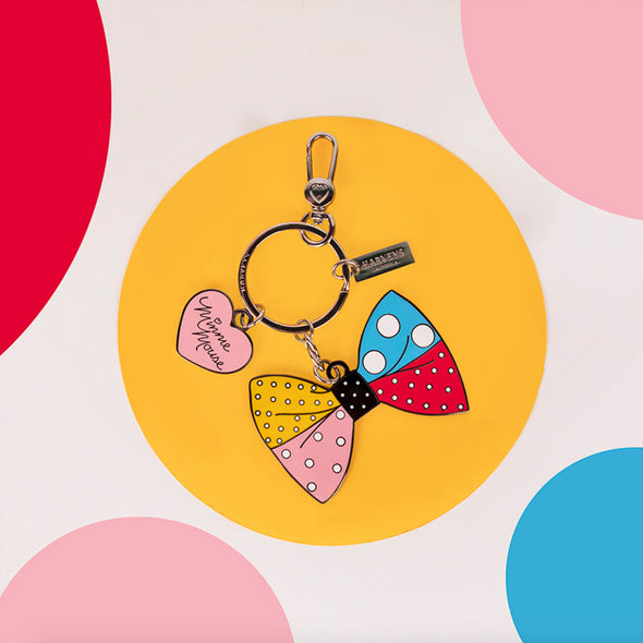 Key Charm Disney Minnie Lots of Dots Lifestyle