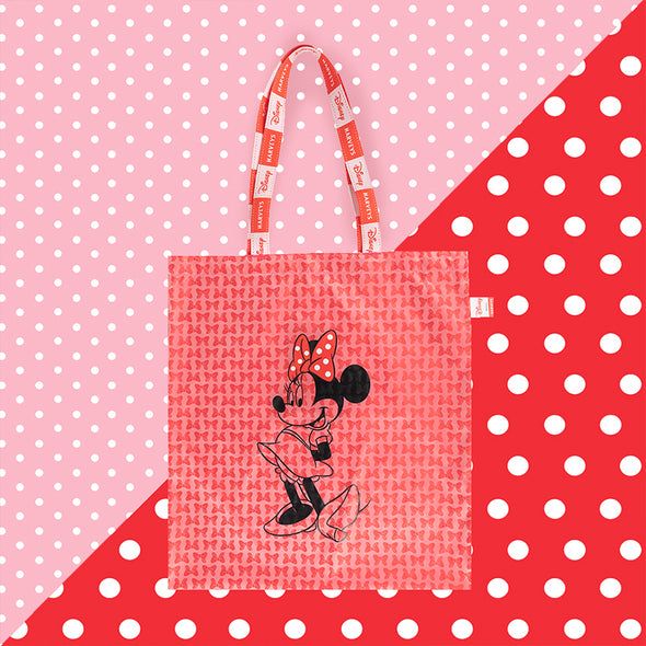 Shopper Tote Minnie Lots of Dots Lifestyle