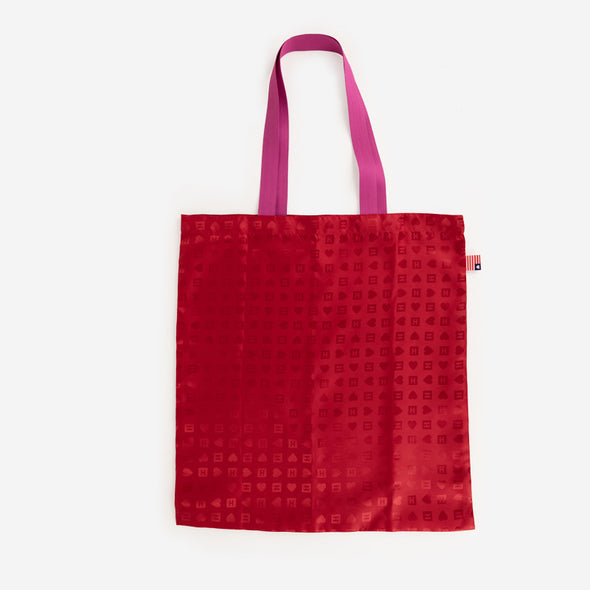 Shopper Tote Merry and Bright