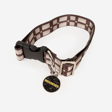 M/L / Star Wars Pet Collar Front