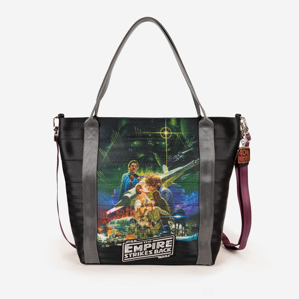 Poster Tote / Star Wars Empire Strikes Front