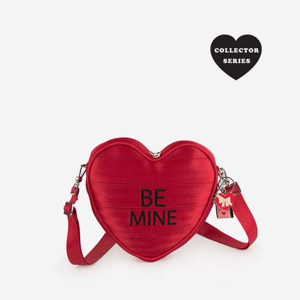 Sweetheart Convertible Be Mine Backpack Crossbody