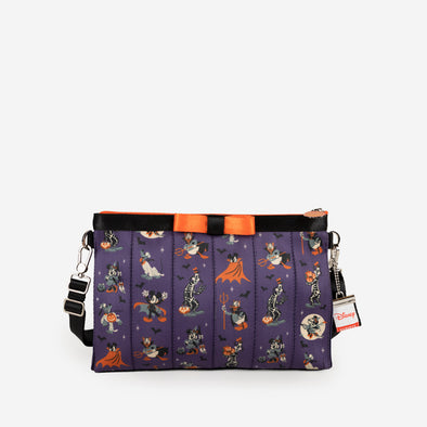 Bow Clutch Disney Mickey and Friends Front
