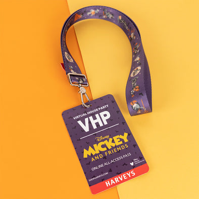 Lanyard Disney / Mickey and Friends