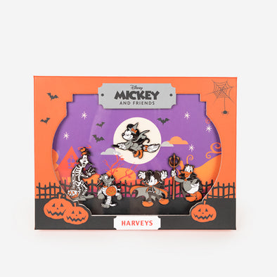 Pin Pack Disney Limited Edition / Mickey and Friends
